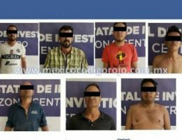 7 CDS sicarios apprehended in connection to homicides of policemen