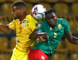 Africa Cup of Nations: Cameroon and Benin through after goalless draw