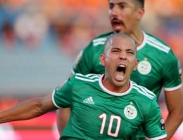 Africa Cup of Nations: Ivory Coast 1-1 Algeria (AET – Algeria win 4-3 on pens)