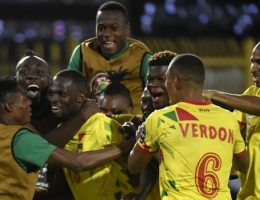 Africa Cup of Nations: Morocco 1-1 Benin (Benin win 4-1 on pens)