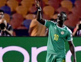 Africa Cup of Nations: Uganda 0-1 Senegal