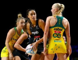 Australia pips New Zealand in Netball World Cup classic