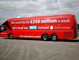 Boris Johnson Aims to Meet Brexit Bus Pledge With Boost for Health-Care
