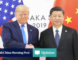 China and the US need new rules of engagement, not just a trade deal
