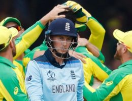 Coming up: Australia and England face off for spot in Cricket World Cup final