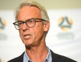 David Gallop to step down as FFA chief executive