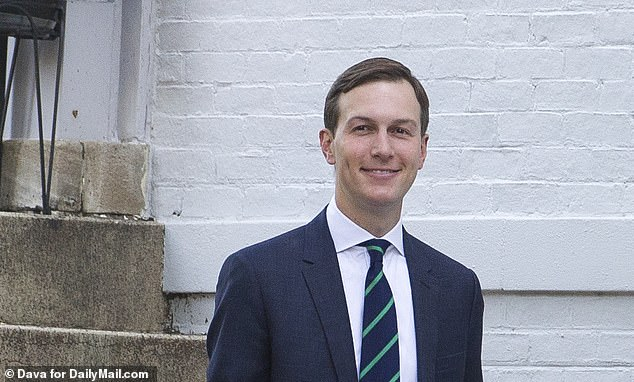 Trump son-in-law Jared Kushner begins a six-country Middle East tour Thursday