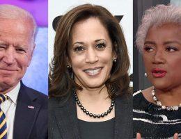 Donna Brazile: Biden's advisers should have better prepared him for Kamala Harris debate challenge