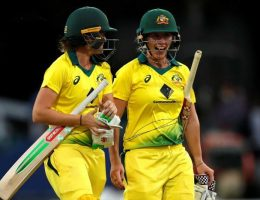 Dress rehearsal over as Australia romps to victory in women's Ashes