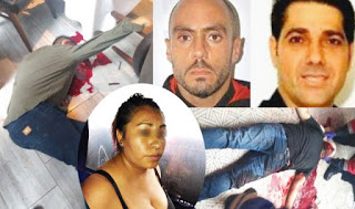 Ex Mossad agent with ties to international crime mafias assassinated in Plaza Artz Pedregal