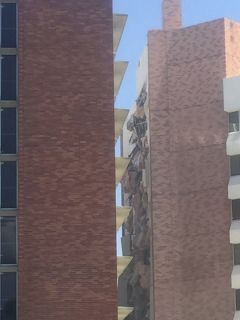 Explosions cause partial collapse of dorm at University of Nevada, Reno
