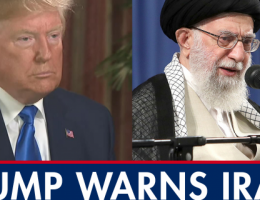 Fox Exclusive: Trump warns Iran; Plus, outrage after AOC claims women at border forced to drink out of toilets