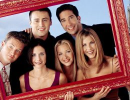 Friends is Leaving Netflix US on January 1st, 2020