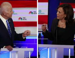 Grudge match in Detroit as Biden, Harris return to debate stage