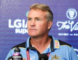 Holbrook confirmed as new Titans coach on two-year deal