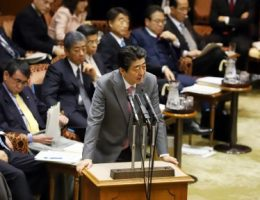Is there a crisis of Japanese democracy?