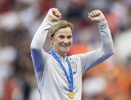 Jill Ellis: United States coach to step down after back-to-back Women's World Cup titles