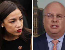Karl Rove tells AOC to 'get a grip on reality' over Homeland Security comments
