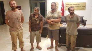 Kidnapped Turkish nationals freed in Nigeria's Kwara state