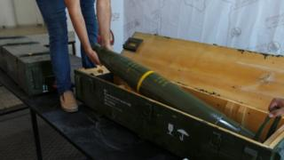 Libya conflict: French missiles found on pro-Haftar base