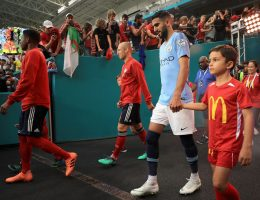 Man City looking at United States return for next pre season tour