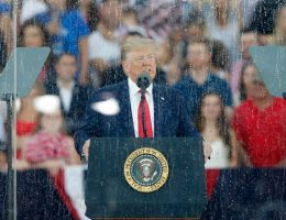 Marc Thiessen: Critics of Trump's July 4 'salute' had 'stupidest freakout of all time'