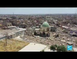 Mosul Is Still A City In Ruins Two Years After Liberation