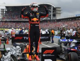Nerveless Verstappen wins German F1 as Mercedes struggles and Ricciardo's woes continue