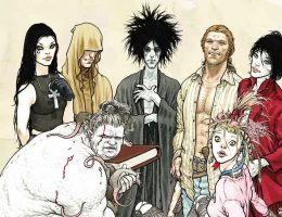 Netflix Orders Neil Gaiman's 'The Sandman' as an Original