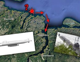 New Details On Russian Submarine Fire Emerge