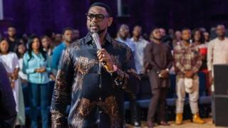 Nigerian pastor Biodun Fatoyinbo steps aside over rape allegations