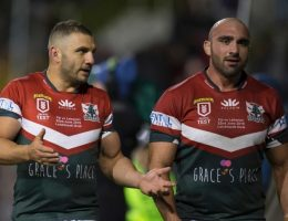 Robbie Farah among 17 Lebanon players banned after 'detestable act'