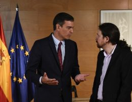 Spain's Pedro Sanchez rejects including Podemos in government
