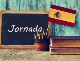 Spanish word of the day: 'Jornada'