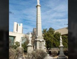 Texas appeals court rules Dallas can't remove Confederate memorial yet