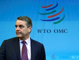The end of the WTO and the last case?