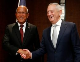 The US–Philippine alliance is moving beyond 'ironclad'