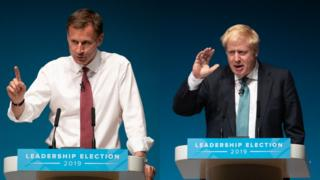 Tory leadership candidates face Scottish members