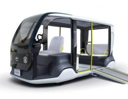 Toyota creates accessible last-mile electric shuttle for 2020 Olympic Games
