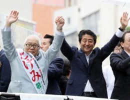 What will the Japanese upper house elections mean for Abe?