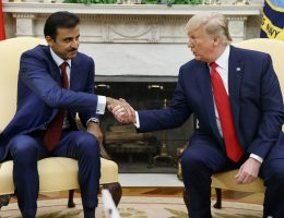While Trump praises Qatar, education officials seek scrutiny