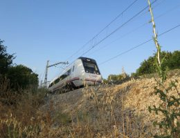Workers call train strike across Costa del Sol