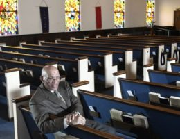As offerings dwindle, some churches fear for their future