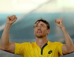 Aussie John Millman resigned to seeing entire tennis season canned because of coronavirus