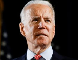 Biden commits to naming female running mate, if nominated