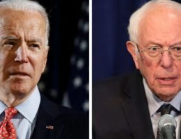 Biden, Sanders camps ask staffers to work from home as coronavirus spreads