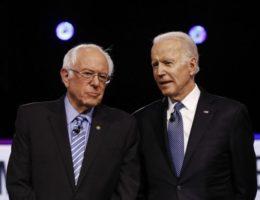 Biden, Sanders to debate against backdrop of global pandemic