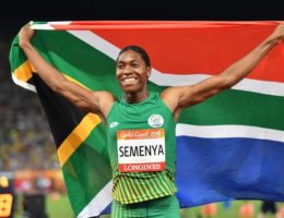 Caster Semenya switches to 200m for Olympic Games tilt