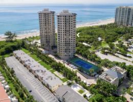 Concierge Auctions Announces Pending Sale of One of Singer Island's Most Prestigious Properties