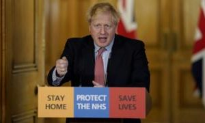 Coronavirus: 20,000 former NHS staff return to fight virus, PM says